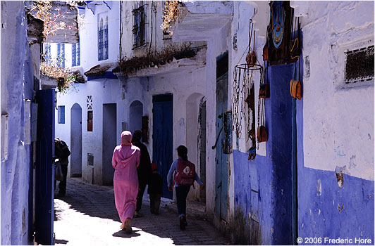 Chefchaouen, Riff Mountains