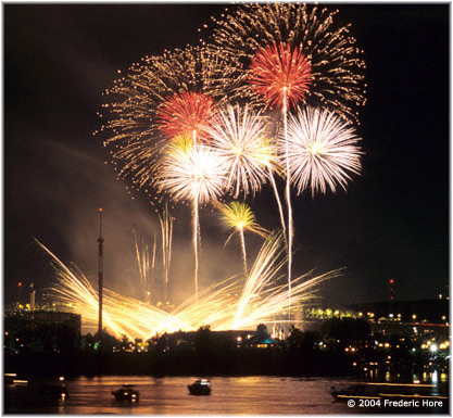 Montreal International Fireworks, Canada